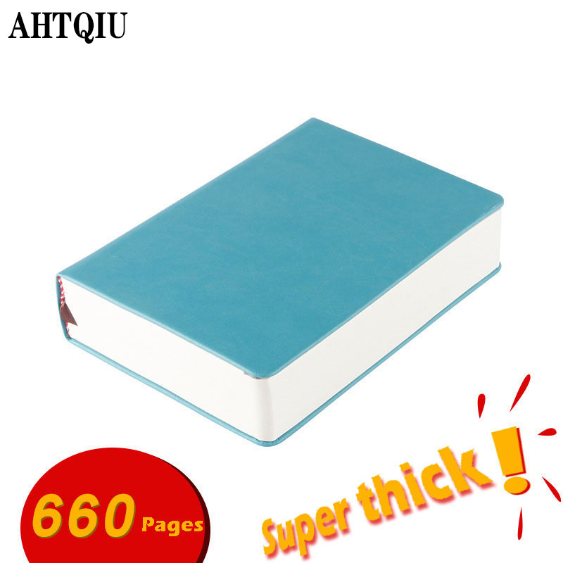 Супер толстый блокнот для набросков, 330 листов, пустые страницы, используемые в качестве дневника, журнала путешествий, блокнота для наброск...