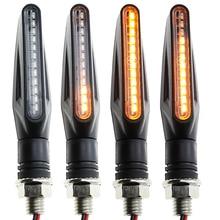 Xe Máy Phụ Kiện Đèn LED Cho Năm 600 F4I Z1000Sx Xmax 300 Drz 400 Bmw R1200Gs Phiêu Lưu Lc Bmw R1200Rt Ktm Duke