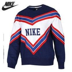 Nuovo Arrivo Originale Nike Nsw Nsp Crew Flc Pattini Delle Donne Pullover Maglie Sportive BV2921-492