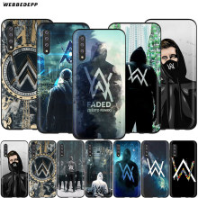 Webbedepp Alan Walker Faded Case Voor Samsung Galaxy S7 S8 S9 S10 Plus Rand Note 10 8 9 A10 A20 a30 A40 A50 A60 A70(China)