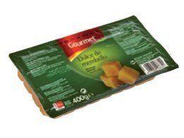 Gourmet - Pâte De Coings 400 Grs - Lot De 3 Unités
