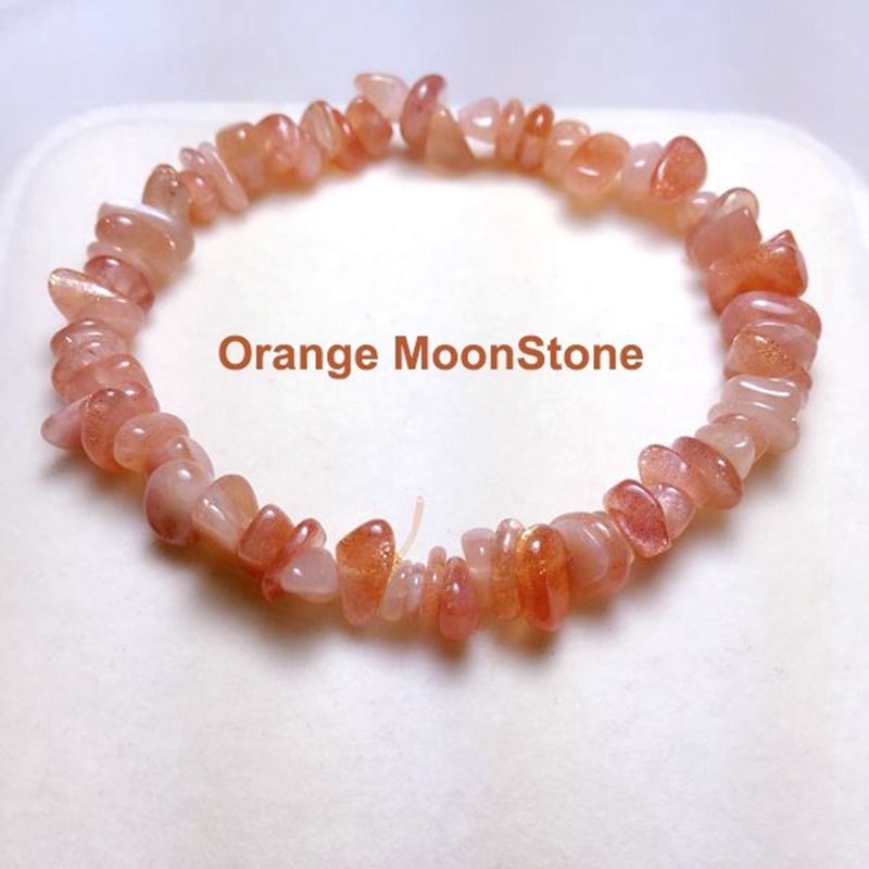 Orange Moon Stone