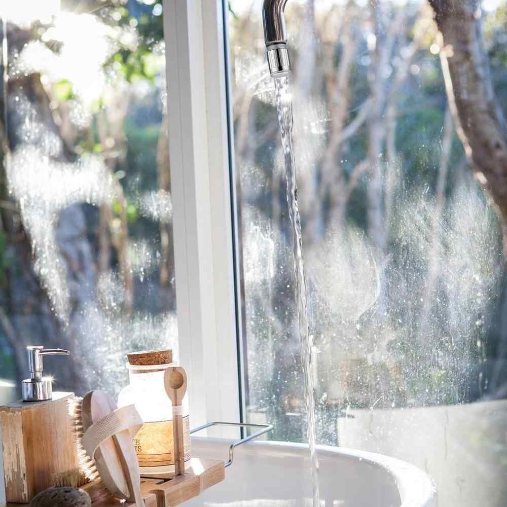 Led ウォーター蛇口ライト 7 色の変更滝グローシャワーストリームタップユニバーサルアダプタキッチン浴室付属品