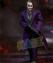Batman: The Dark Knight Joker Heath Ledger Movable PVC Action Figure Model Toys Collection Joker Figure Toys Statue 30cm batman arkham knight 1 6 scale painted figure play arts the dark knight batman pvc action figure collectible model toy l1077