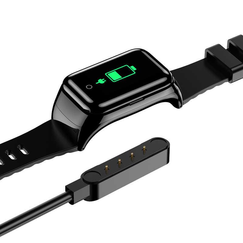 M7 ساعة ذكية مراقب معدل ضربات القلب مقاوم للماء طوال اليوم معدل ضربات القلب النشاط تتبع النوم مراقب فائقة طويلة Battrey أندرويد iOS