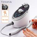 65W 35000 Rpm Electric Nail Boor Machine Nail File Kit Manicure Pedicure Nail Drill Polijstmachine Apparaat Met Keramische Nail boren