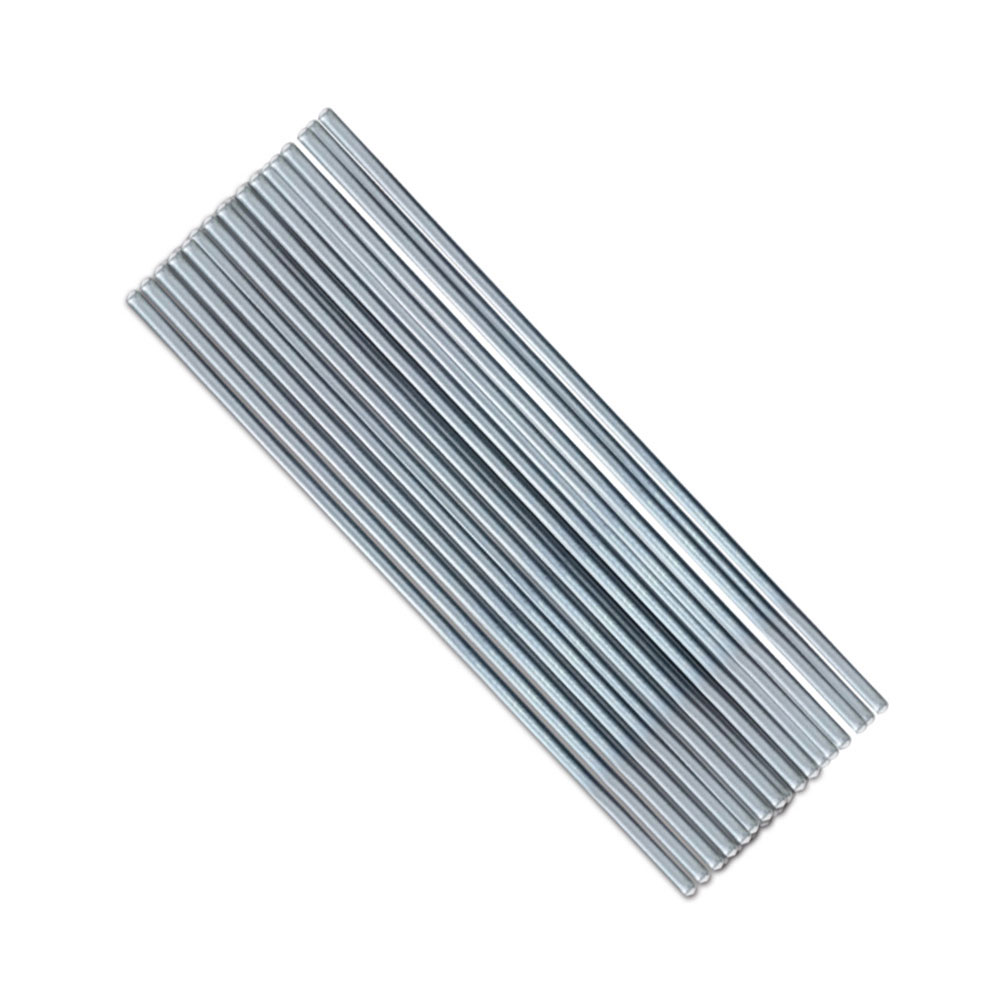 10 Pcs/Set Aluminum Welding Rods Wire High Strength Corrosion Resistance Low Temp Easy Weld Rods 16/20/32MM --M25