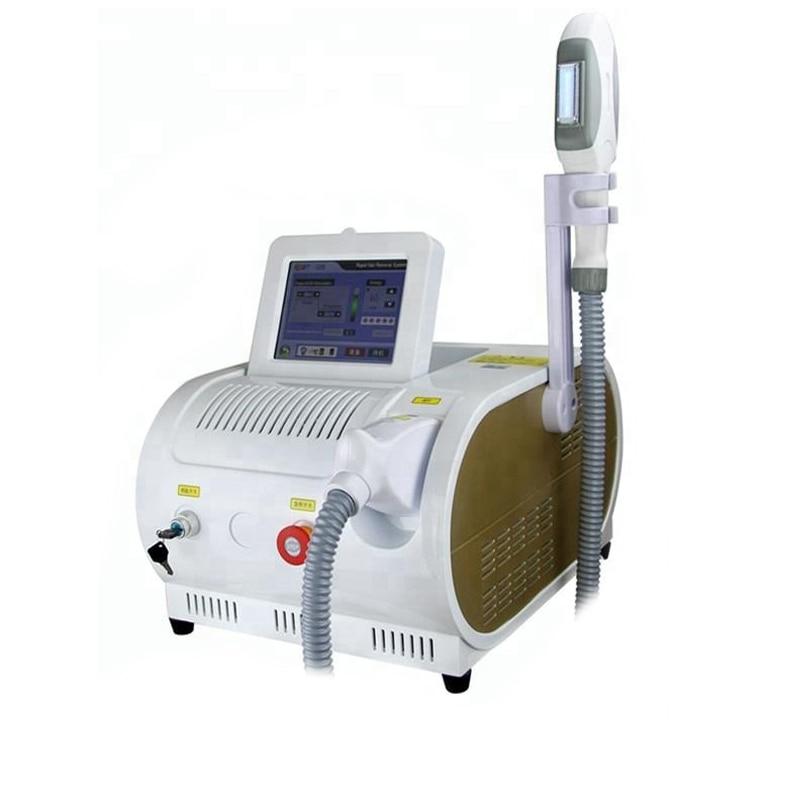 Desktop OPT SHR IPL Hair Removal Machine Skin Care Whitening Skin Rejuvenation Beauty Instrument