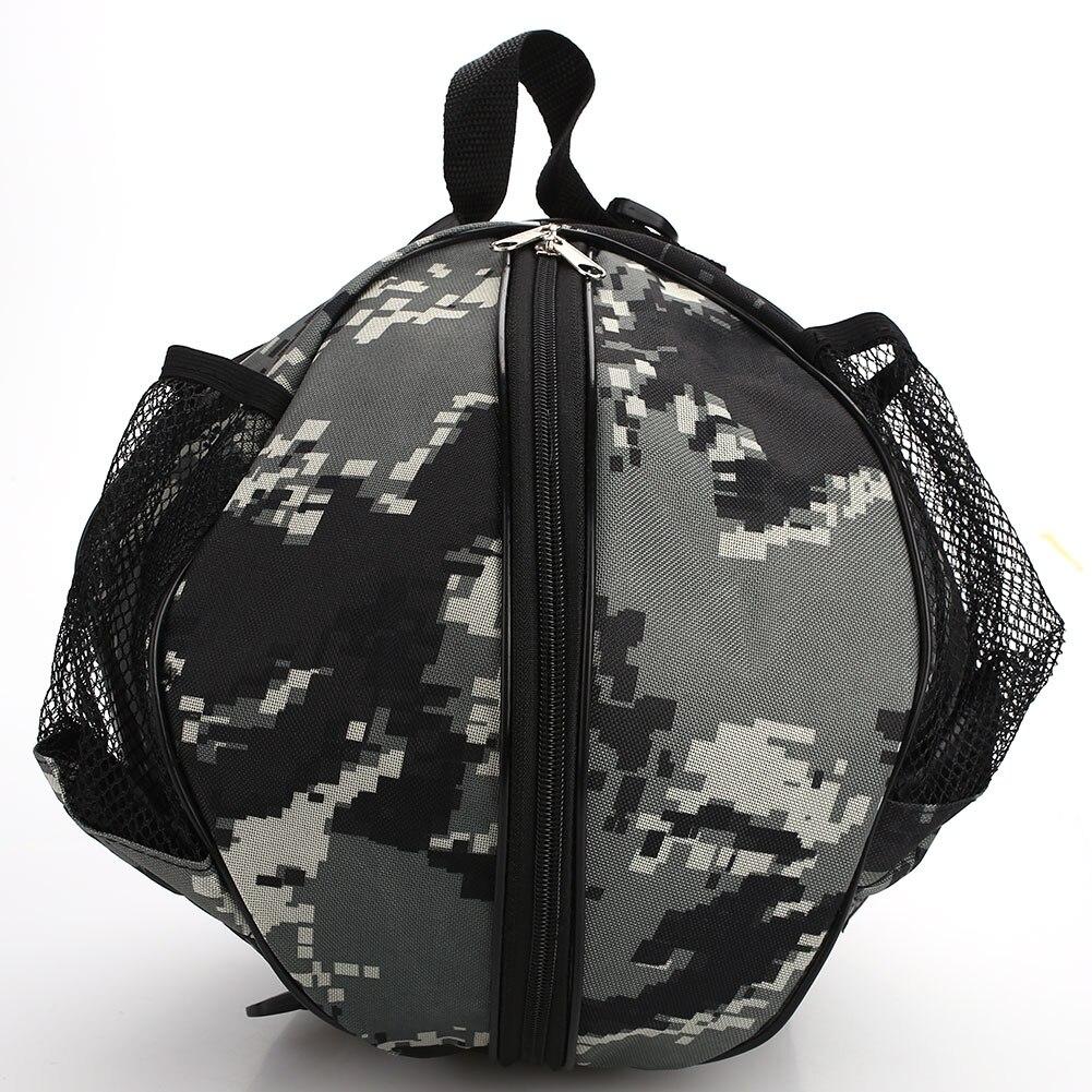 Одеяло шариковый аппликатор баскетбольная сумка Открытый 7 цветов Ткань Оксфорд Футбольная сумка футбольный рюкзак портативный - Цвет: 2008 camouflage