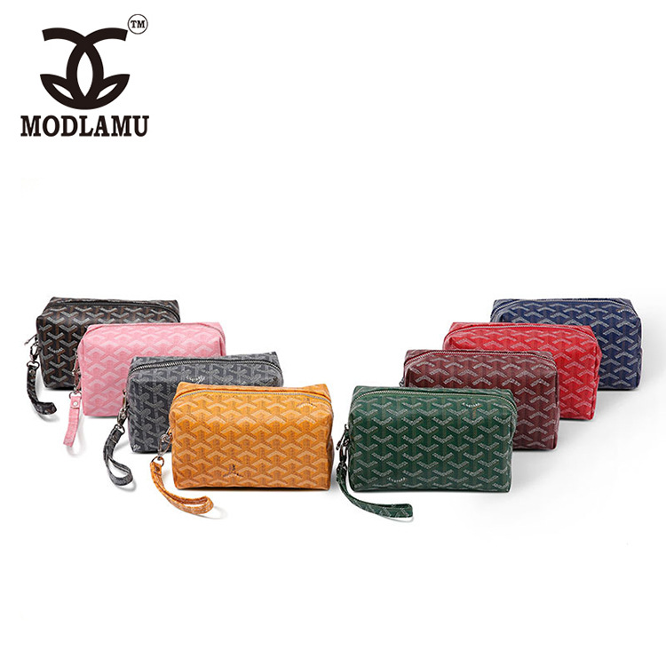 New Makeup Bag Wash Bag Key Bag Coin Purse Large Capacity Women's Bag Travel & Outdoor Mini Clutch Bag