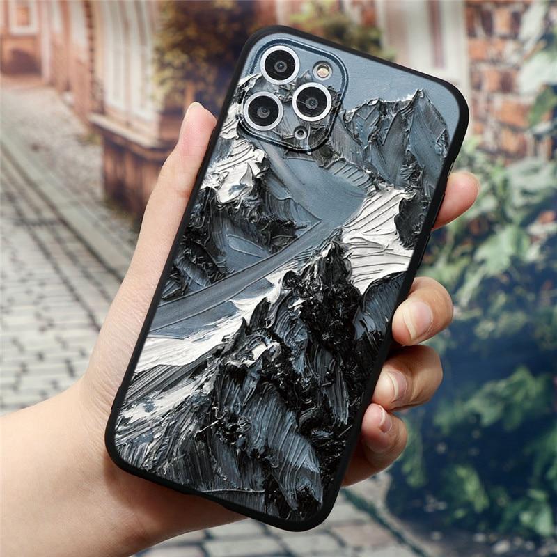 Mountain Silicone Case 28