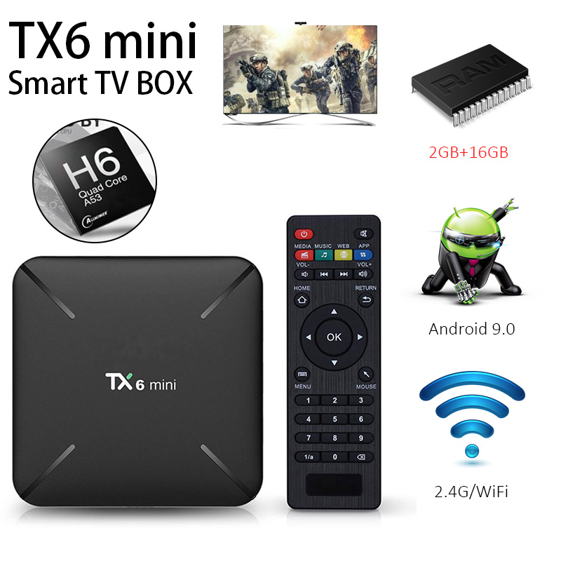 Good quality and cheap tanix tx6 mini in Store Xprice