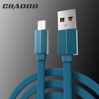 cable samsung Fast charging 3A Micro USB cable for Xiaomi Note 5 Pro Android mobile phone data cable for Samsung S7 micro charger (1)