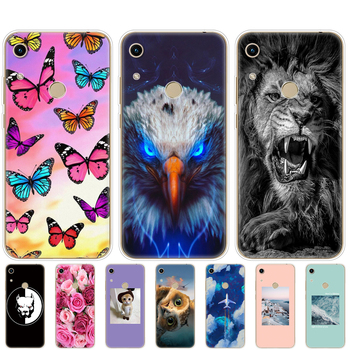 Honor 8A Case For huawei honor 8A Case Silicone TPU back Cover Phone Case On Huawei Honor 8A JAT-LX1 8 A Honor 8A prime JAT-L41 клип кейс tfn honor 8a tpu blue