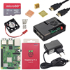 Raspberry Pi 3 Model B or Raspberry Pi 3 Model B Plus Board   ABS Case   Power Supply Mini PC Pi 3B 3B  with WiFi amp Bluetooth review
