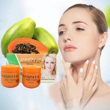 2 шт папайя витамина C отбеливающий крем против веснушек Ночной/дневной крем для удаления меланина разбавления пигментации крем