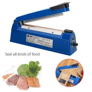 Sealing-Machine Household Automatic Electric Portable Kitchen-Tool Heat-Manual-Sealer
