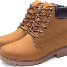 YEELOCA Snow boots women shoes 2020 lace-up m002 winter boot