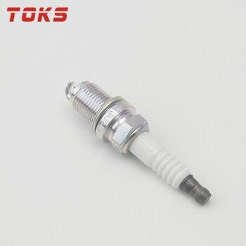 4/6 unids/lote BKR6EGP 7092 G de platino de aleación de nuevo Iridium bujías para Hyundai Nissan Bmw Mazda Toyota BKR6EGP-7092