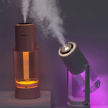 Humidifier Diffuser Essential-Oil Mist Ultrasonic 7-Color-Lights Cool 230ML Magic USB
