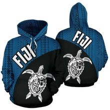 Men Women FIJI flag print 3D Hoodies Funny country Sweatshirt Fashion Hooded Long Sleeve unisex Sea turtle Pullover