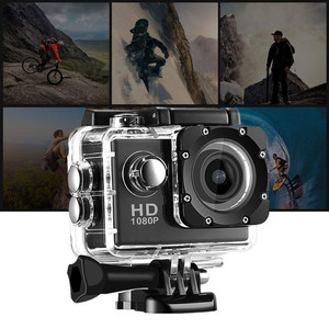 Full HD 1080P Underwater Waterproof Action Camera DVR Cam Camcorder Sports DV Video Cameras Sport Cam For Go Car HD Cam Pro