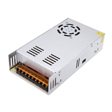 цена на AC 110V / 220V to DC 48V 8.3A 400W voltage converter switch power supply for LED strip