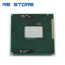 Процессор Intel Core i5 2430M SR04W 2,40 ГГц для ноутбука ПК Процессор процессор разъем G2 988pin