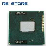 معالج وحدة معالجة مركزية حاسوب محمول Intel Core i5 2430M SR04W 2.40GHz مقبس G2 988pin