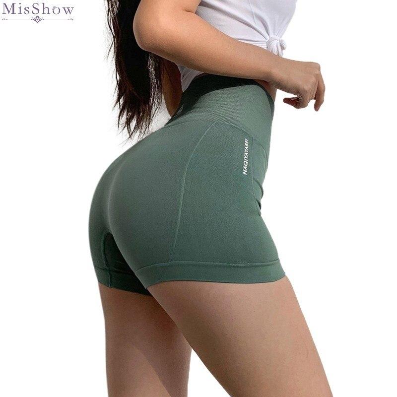 Women Biker Shorts Summer High Waist Black Spandex Hot Short Pants Outdoor Casual Sport Running Sweatshorts Ladies Sweatpants