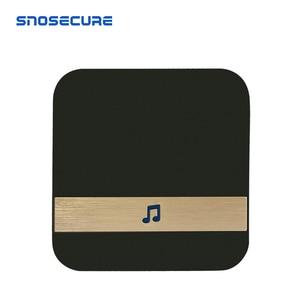 Image 4 - Snosecure ドアベルカメラスマート低消費 wifi カメラワイヤレススマートビデオナイトビジョン pir 検出チャイム