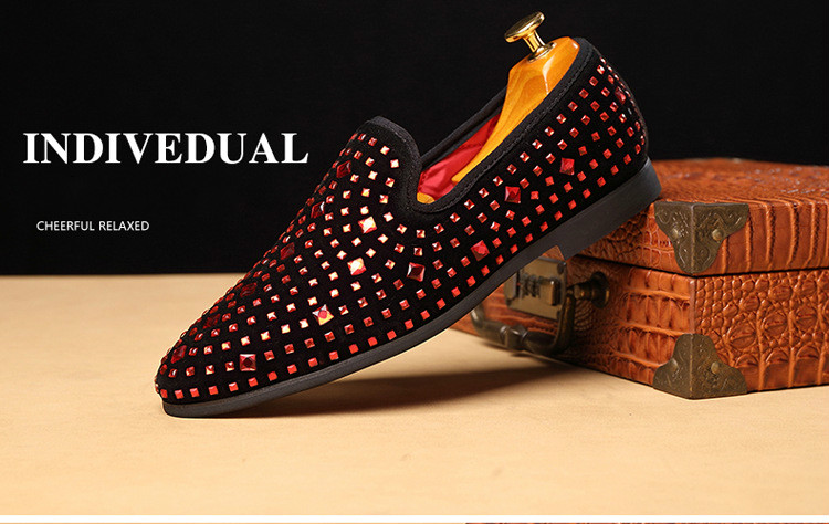 Luxury Italian Style Fashion Formal Shoes For Men