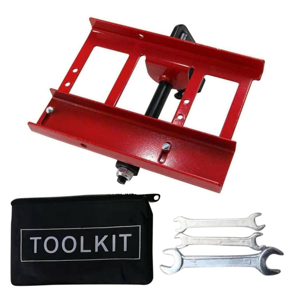 Tools : Lumber Cutting Woodworking Steel Open Frame Guide Bar Timber Accessories Construction Mini Portable Chainsaw Mill Attachment