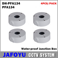 4 unids/pack DH PFA134 impermeable caja DH-PFA134 para CCTV cámara IP cámara de red de la Cámara de bala Cámara HDCVI Cámara