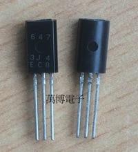 6 pares 2SB647 2SD667 B647 D667 HIT647 HIT667 Novo produto original Made in Japan