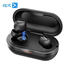 MPOW T5/M5 TWS Bluetooth Earphone Wireless Earbuds 5.0 Headset Support Aptx 36h Playing Time For iPhone Xiaomi Huawei