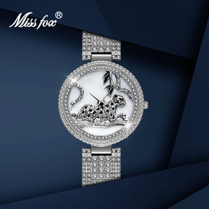 MISSFOX Watch Fashion Women's