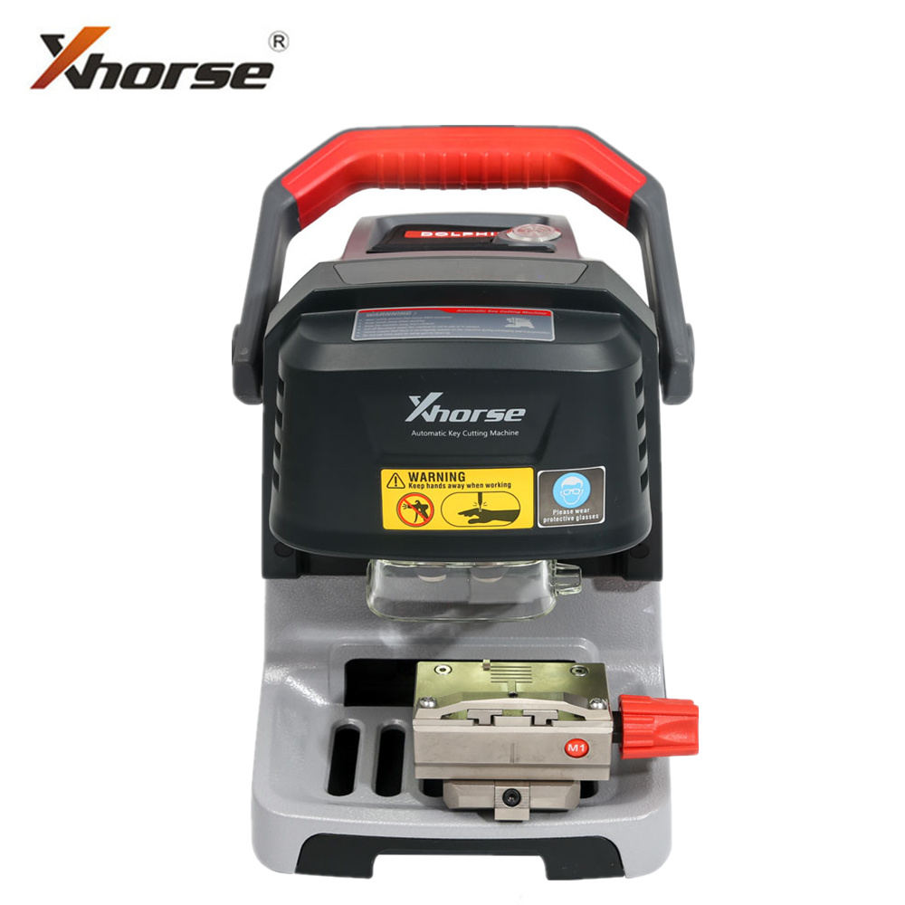 V1.5.1 Xhorse Condor Dolphin Key Cutting Machine XP-005 Works on Mobile Phone APP Via Bluetooth