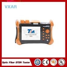 VX300 1310/1550nm 30/28 SM Optic Fiber OTDR Tester With 10mW VFL