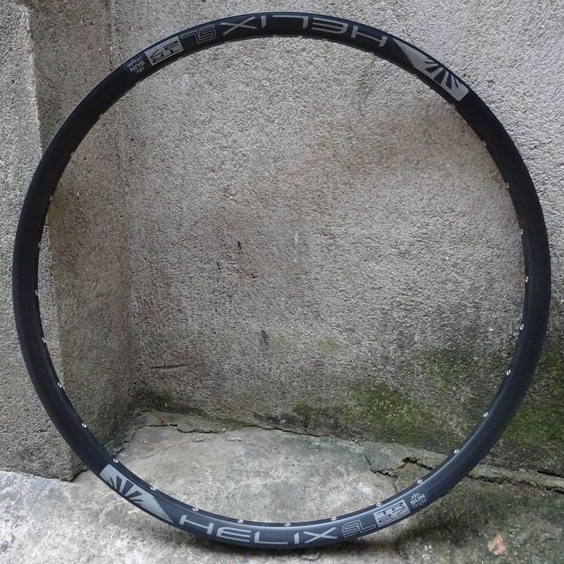 "26"" 27.5"" 29er Sunringle HELIX SL TR25 TR27 24 28 32 Holes MTB Bicycle Rims Mountain Bike Circle TUBELESS READY For XC AM FR
