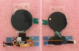 Image 2 - 1.2 Inch 24P HD AM OLED Màu Sắc Màn Hình Tròn AUO W022 Asic Ổ IC 390*390 Mipi + giao Diện SPI