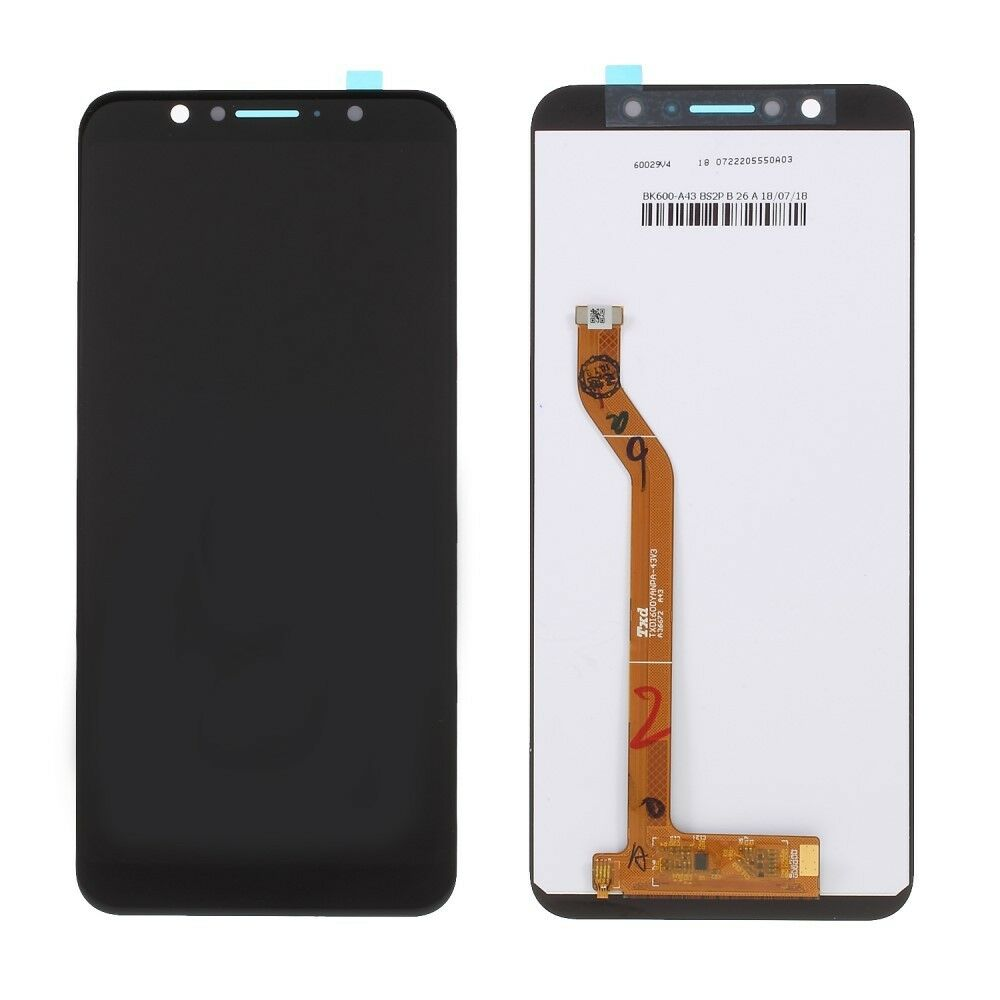 Touch Screen Digitizer Sensor Glass <font><b>LCD</b></font> Display Monitor Assembly For ASUS ZENFONE MAX PRO M1 ZB601KL <font><b>ZB602KL</b></font> X00TD image