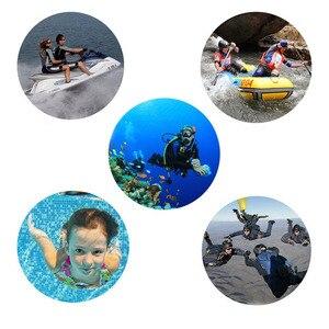 Image 5 - ゴープロアクセサリー防塵防水 Gopro7/6/5 保護ハウジングケースのため GoProHero7/6/5 リムーバブルレンズカバー