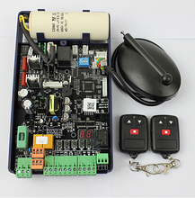 220VAC circuit board motherboard control board card for wejoin barrier gate with capacitor remote control optional