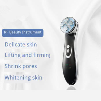 6 Colors Light Facial Mesotherapy Face Lifting Tightening Radio Frequency Electroporation Wrinkle Removal Photon Skin Care Tool