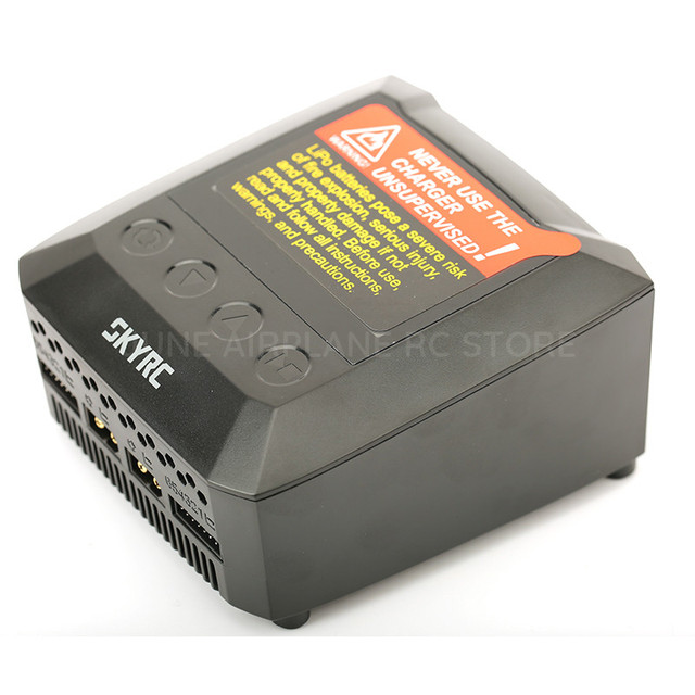 SKYRC smart B6 nano duo  2X100W 15A AC Bluetooth Smart Battery Charger Discharger Support SkyCharger APP