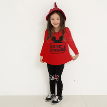 Baby Girls Clothing Sets Autumn Costume for Girls Clothes Spring Outfit Clothing Long Sleeve Children Clothing for Girls