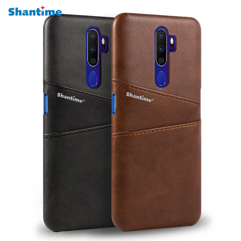 For OPPO A9 2020 Phone Case For OPPO A5 2020 Case For OPPO A11 PU Leather Back Cover For OPPO Reno Ace Realme X2 Pro Cover