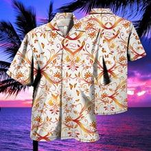 Men s Retro Goth Shirt Clothes Cardigan Oversized Shirt Summer Anime Shirt Men 2021 Shirt Hawaiian Shirt Men S 4XL