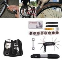 ABGZ-26 in 1 Bicycle Repair Multi Screwdriver Tools Kit MTB Bike Cycle Puncture Set